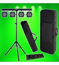 RGBW-7X6W-LED PAR