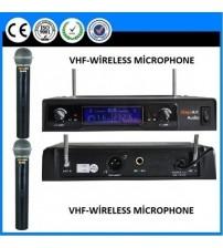 SN-66R VHF TELSİZ MİKROFON