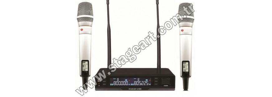 Telsiz Mikrofonlar